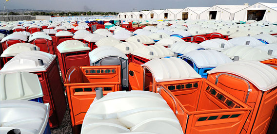 Champion Portable Toilets in Millington,  TN
